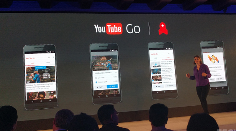 Google Youtube Go App