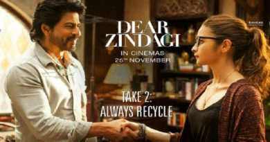 Dear Zindagi Movie