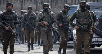 Indian Army Force in Kashmir