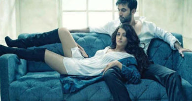 Ranbir Kapoor and Aishwarya Rai Bachchan ADHM Film photoshoot