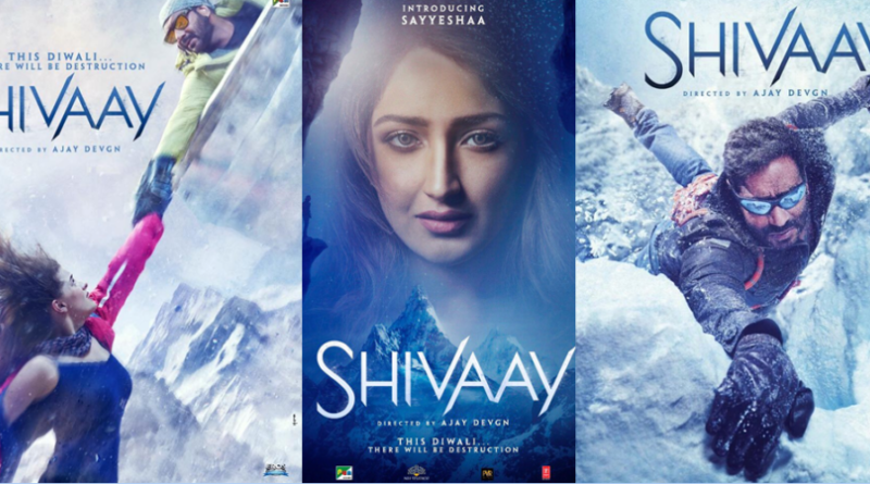 Shivaay Movie Review