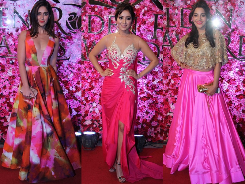 celebrity-outfits-at-lux-golden-rose-awards-2016-3