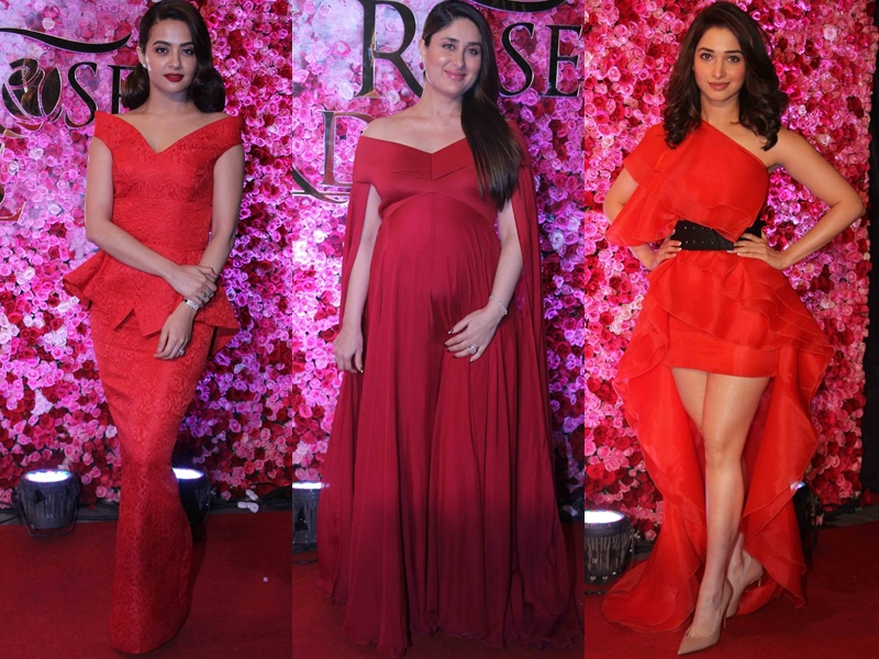 Celebrity-outfits-at-LUX-golden-rose-awards-red-carpet-2016
