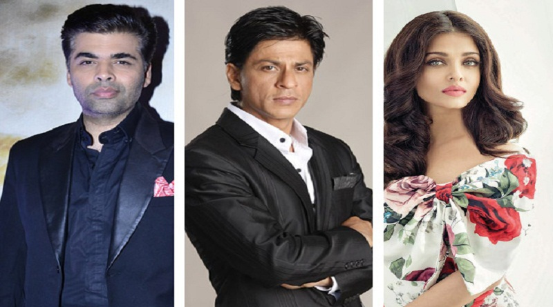 Karan Johar Cast to Aishwarya And Shah Rukh Khan