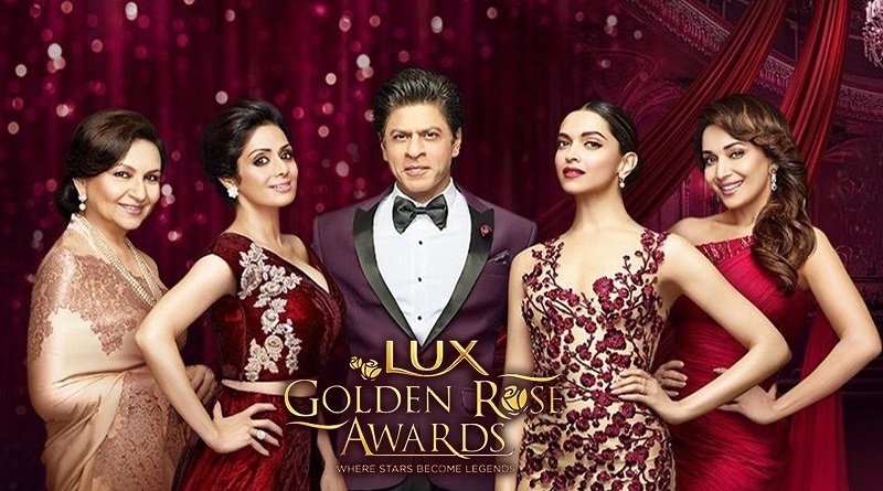 lux golden rose awards