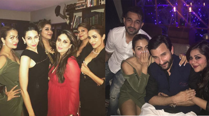 Kareena Kapoor and Saif Ali Khan celebrate Christmas
