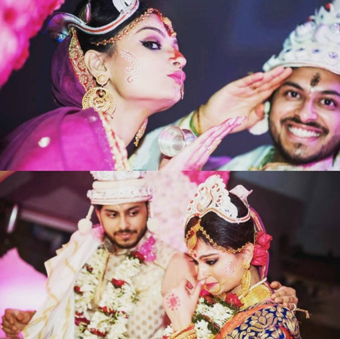 dimpy-ganguly-celebrates-her-first-marriage-anniversary7