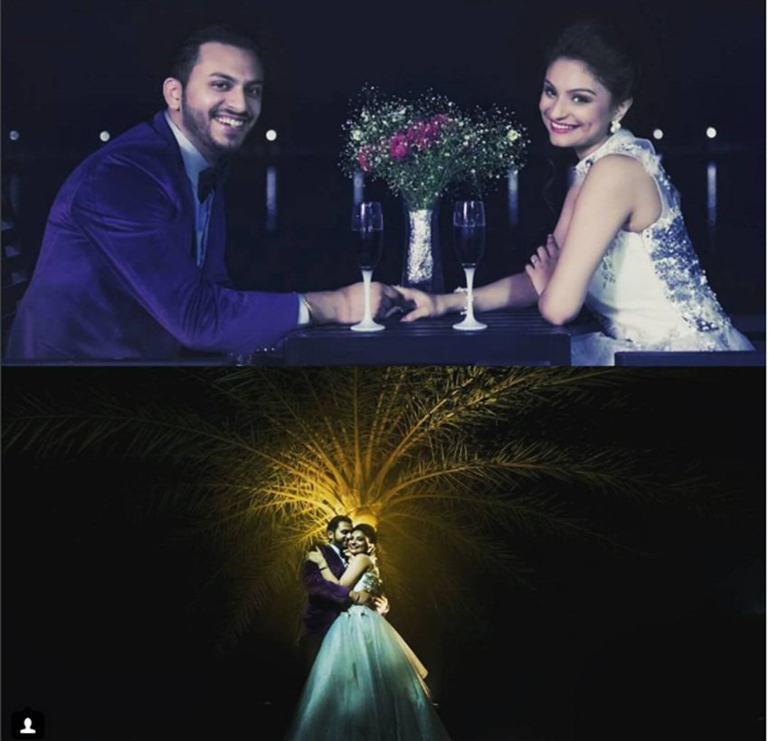 dimpy-ganguly-celebrates-her-first-marriage-anniversary8