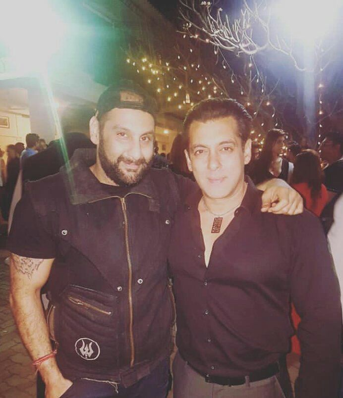 Sultan' celebrates his 51st with nephew Ahil and family