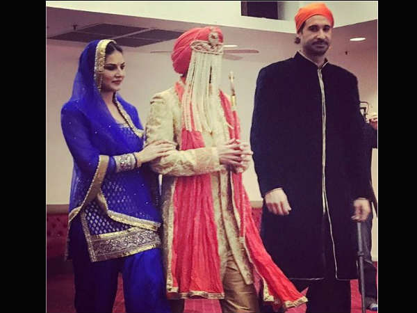sunny-leone-shares-pics-of-brother-wedding5