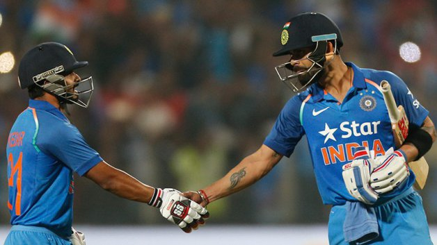 kohli and jadhav