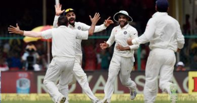 India beat New Zealand to win Kanpur Test