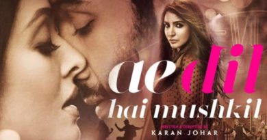 Ae Dil Hai Mushkil Movie 2016