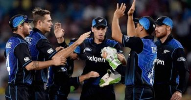 new zealand beat india ranchi one day series