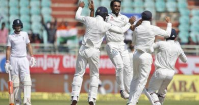 India beat England in 2nd Test